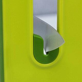 JosephJosephジョゼフジョゼフまな板スライス&シャープンラージプラスチック製
