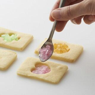 クッキー型抜き型ステンドグラスクッキートランプ
