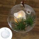キャンドルホルダー ハンギンググラスボール ( キャンドル ホルダー ガラス キャンドルホルダー ハンギング グラス …