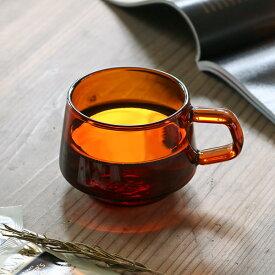 キントー KINTO コーヒーカップ 270ml SEPIAシリーズ ガラス 食器 ( ティーカップ カップ コップ マグカップ 北欧 来客用 マグ 耐熱ガラス 食洗機対応 電子レンジ対応 カフェ風 洋食器 おしゃれ )【3980円以上送料無料】