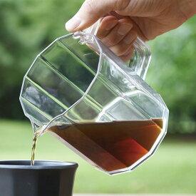 キントー KINTO コーヒーサーバー 600ml 割れない アルフレスコ ALFRESCO ( コーヒージャグ おしゃれ 食洗機対応 サーバー コーヒー 珈琲 ジャグ 目盛り付 ピッチャー )【4500円以上送料無料】