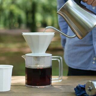キントーKINTOコーヒーサーバー600ml割れないアルフレスコALFRESCO