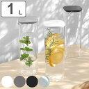 キントー KINTO 冷水筒 ピッチャー 1L OVA 水差し 1リットル 洗いやすい ウォーターカラフェ ( カラフェ アクリル製 …