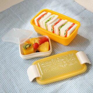 お弁当箱1段2段2wayクチーナセパレートランチボックス500ml〜670ml