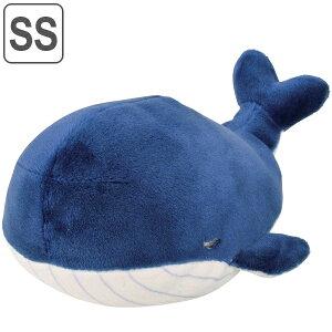 ぬいぐるみ マスコット マシュマロアニマル クジラ カナロア ( ヌイグルミ 動物 アニマル くじら 鯨 もちもち ふわふわ 小さい 小 手乗りサイズ 洗える 洗濯 手洗い かわいい 可愛い ねむね