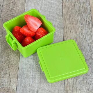 お弁当箱1段保冷剤一体型ジェルクールGEL-COOLスクエアライトカラーS220ml