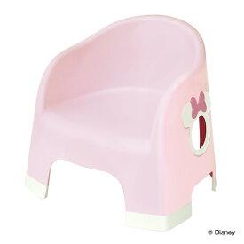 ベビーチェア キッズチェア 椅子 ララチェア ミッキーマウス エクリュシリーズ 日本製 ( ローチェア 赤ちゃん 子供 イス ディズニー キャラクター ミニー キッズ 滑り止め 安全 音 鳴らない 背もたれ かわいい )【3980円以上送料無料】