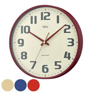 掛け時計 チュロス アナログ 時計 北欧 おしゃれ ( 掛時計 クロック ウォールクロック インテリア 北欧風 とけい かわいい シンプル )【3980円以上送料無料】