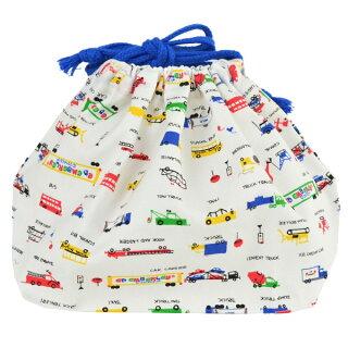 お弁当袋日本製ランチ巾着エドエンバリーワーキングカーズ子供用