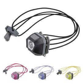 ヘッドライト LED クリップライト ミニデコ 電池式 コンパクト キャプテンスタッグ ( アウトドア LEDライト 防災 ライト 防災グッズ 非常用 電池 キャンプ ボタン電池 ストラップ付き 散歩 )【4500円以上送料無料】