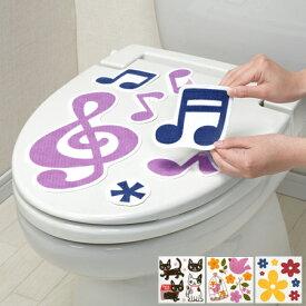 トイレの消臭シ−ト おくだけ吸着 におい取り ( トイレ 臭い取り トイレ用品 消臭剤 ) 【3980円以上送料無料】