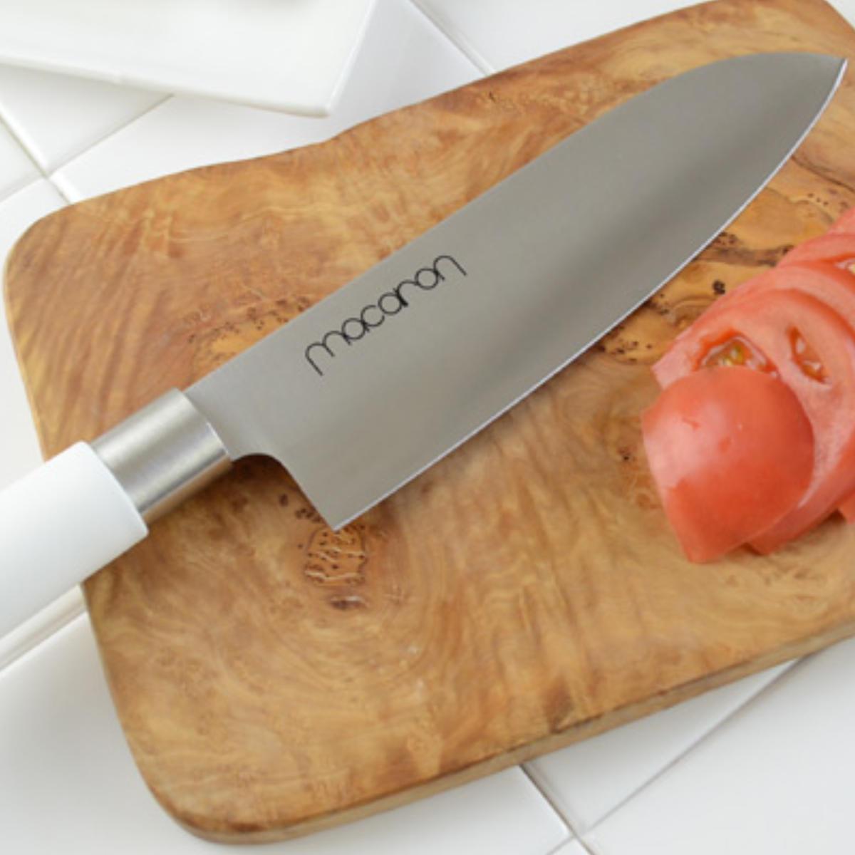 三徳包丁 170mm MACARON ( 三徳 包丁 17cm キッチンナイフ 調理器具 ) 【4500円以上送料無料】