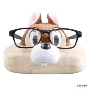 メガネスタンド チップ&デール チップ 眼鏡ケース 収納 ディズニー ( 眼鏡スタンド めがねスタンド メガネケース めがねケース メガネ置き 眼鏡立て メガネ入れ めがね かわいい スタンド
