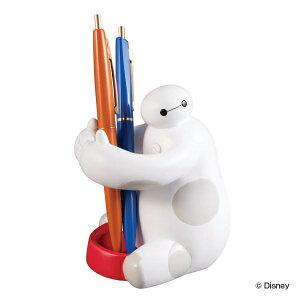 ペン立て ペンスタンド ベイマックス ディズニー Disney 文具 ステーショナリー ( スタンド ペン置き 文房具 インテリア 雑貨 パッケージ入り かわいい コンパクト 便利 立てて収納 卓上 デス