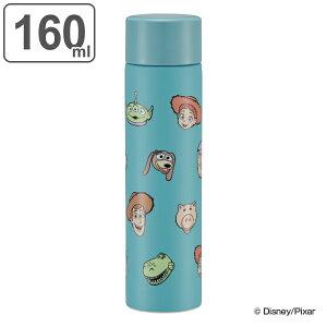 水筒 マグ ミニ 160ml プチ ステンレスマグボトル トイ・ストーリー スモーキーカラー ( トイストーリー 直飲み 保温 保冷 ステンレスボトル ミニボトル 直のみ マグボトル すいとう スリム