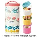 お弁当箱 ランチボックス ボトル型 3段 ロッタヤンスドッター 480ml ( 縦型 食洗機対応 レディース 弁当箱 女…