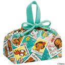 お弁当袋 ランチ巾着 モアナ 子供用 キャラクター ( 給食袋 ランチボックス巾着 子供用お弁当袋 子ども用 モアナ…