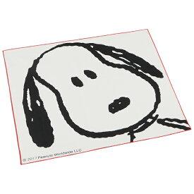 ランチクロス ナフキン スヌーピー フェイス 子供用 キャラクター ( 給食 ランチョンマット お弁当包み ランチマット 給食ナフキン 子ども用 ナプキン 給食ナプキン 子供 子ども )【3980円以上送料無料】