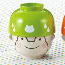 汁椀 茶碗 セット ミニ カエル どうぶつシリーズ 磁器 食器 日本製 ( 食洗機対応 お茶碗 電子レンジ対応 お椀 飯碗 …