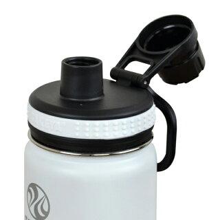 水筒タケヤフラスクステンレス二重構造保冷直飲み400mlハンドル付き