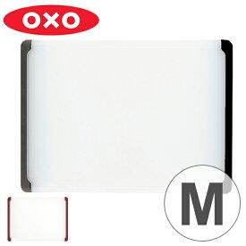 OXO オクソー カッティングボード M ( まな板 プラスチック 滑り止め マナイタ キッチン用品 調理器具 調理 まな板シート ) 【4500円以上送料無料】