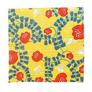 風呂敷二巾こはれハチドリ70cmふろしき中判綿100%
