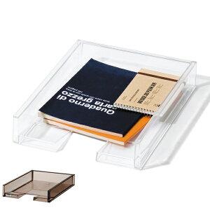 ファイルトレー 書類ケース MX-20 A4 タテ サイズ プラスチック 日本製 ( ファイルケース ファイルトレイ トレー ケース 書類 収納 保管 ファイル 積み重ね 収納ケース 卓上収納 整理整頓 デス