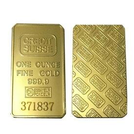 クレディスイス ゴールド インゴット1oz 1オンス レプリカ 金地金
