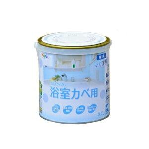アサヒペン NEW水性インテリアカラー 浴室カベ用 ペールグリーン (全14色) [0.7L] 水性塗料