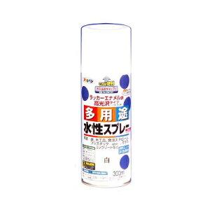 アサヒペン 水性多用途スプレー ゴールド [420ml] アサヒペン、発泡スチロール、プラスチック(アクリル、硬質塩ビ、ABS、スチロール)、鉄、木、ブロック、紙、ガラスの他、ホビー、クラフト