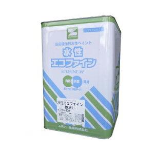 エスケー 水性エコファイン SR色 [16kg] エスケー化研・SK化研・内装・外装・コンクリート・ALC・ヤニ止め ※色の選択が2つに分かれています