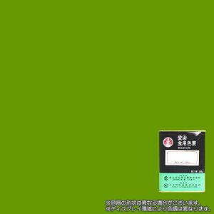 【送料無料】 食用色素 緑 メロン色 500g 食紅