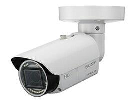 ウェブカメラ SONY SNC-EB632D 赤外線・白色LED照射機能を搭載し、照度0ルクス環境下での撮影を可能にしたIP66準拠のフルHDネットワークカメラ