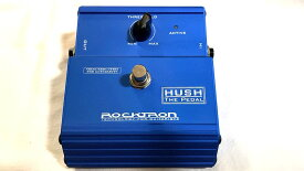 ギターエフェクター ROCKTRON /HUSH THE PEDAL ノイズゲート 中古品