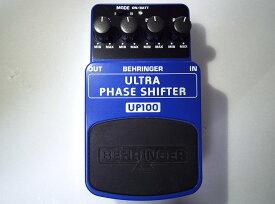 ギターエフェクター BEHRINGER ( ベリンガー ) / UP100 ULTRA PHASE SHIFTER 中古品