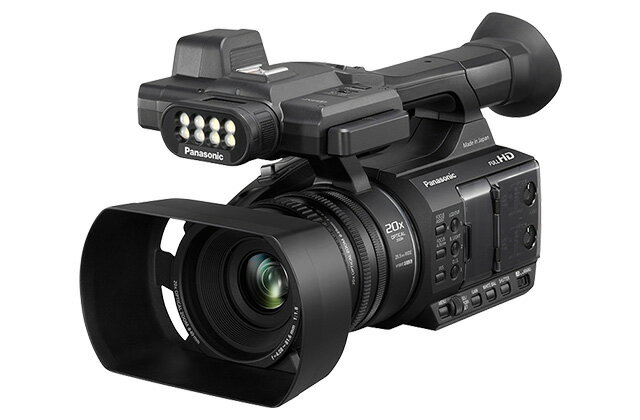 メモリーカード・カメラレコーダー PANASONIC AG-AC30