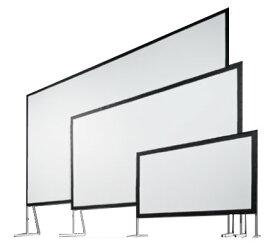 組立て式大型スクリーン スタンフル モノクリップ32 MBCF-193HD (16:9)193インチ