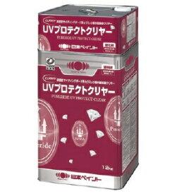 ニッペ ピュアライドUVプロテクトクリヤー 15kgセット  艶有・3分艶・艶消し 【送料無料】