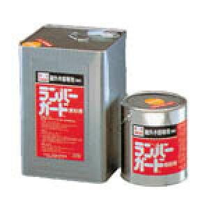 木材専用保護塗料【ランバーガード】外部用 4L各色