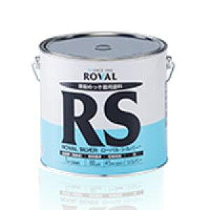【ローバルシルバー ROVAL】3.5kg 4缶セット 亜鉛含有83%