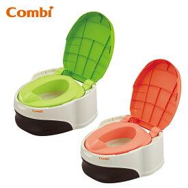 【公式】[Combi] ベビーレーベル 洋式おまるでステップ | コンビ おまるでステップ オマル おまる 補助便座 トイレトレーニング 踏み台 トイレ トレーニング グッズ 子供 補助 ステップ 便座 子ども トイトレ ステップ台 便利グッズ