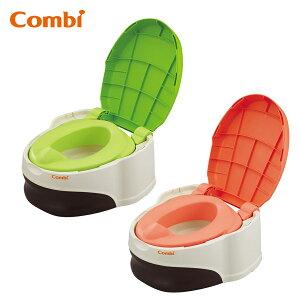 【公式】[Combi] ベビーレーベル 洋式おまるでステップ | コンビ おまるでステップ オマル おまる 補助便座 トイレトレーニング 踏み台 トイレ トレーニング グッズ 子供 補助 ステップ 便座