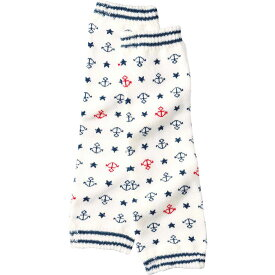 【30%OFF】2WAYレッグウォーマー(アンカー) 《コンビミニ》 ベビー 子供 Combi mini 新生児服 靴下 フリーサイズ 男の子 女の子_Pup