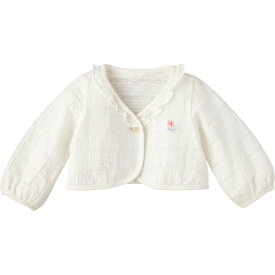 5a8f57ec929be 楽天市場 ボレロ(キッズサイズ(cm)70)(ベビー服・ファッション ...