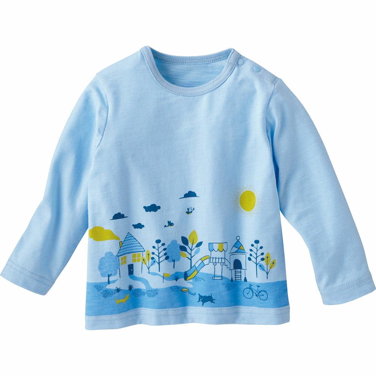 【40%OFF】Tシャツ(パーク){男の子 女の子}《コンビミニ》ギフト ベビー服 子供服 Combi miniTシャツ(パーク)