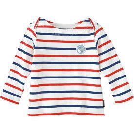 【40%OFF】Tシャツ(ペールボーダー){男の子 女の子}《コンビミニ》ギフト ベビー服 子供服 Combi miniTシャツ(ペールボーダー)_Pup