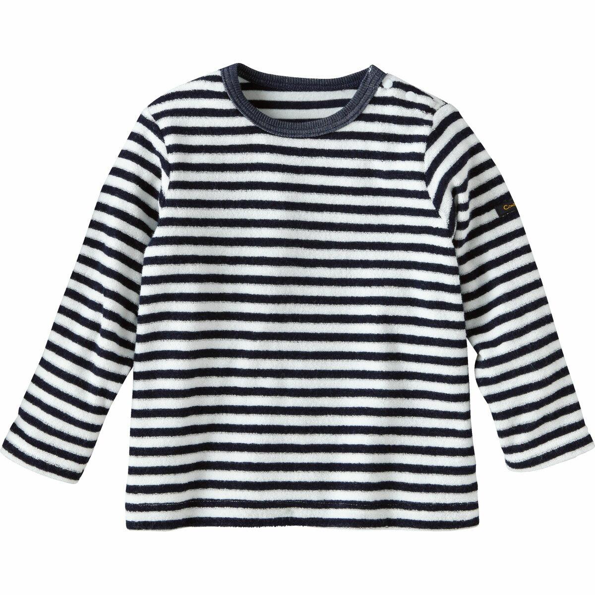 【40%OFF】クールクールパイルボーダーTシャツ{男の子 女の子}《コンビミニ》ギフト ベビー服 子供服 Combi miniクールクールパイルボーダーTシャツ