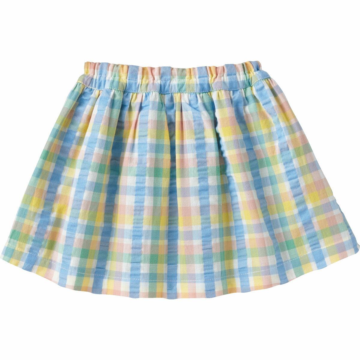 リバーシブルスカート{女の子}《コンビミニ》ギフト ベビー服 子供服 Combi miniリバーシブルスカート
