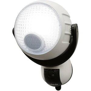 6/25 P+10倍!センサーライト らくらくセンサーライト吸盤 人感 乾電池 屋内 屋外 玄関 防犯 駐車場 ガレージ ガーデン 送料無料 照明