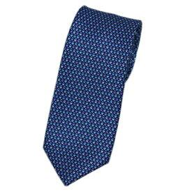 ポイント5倍以上! ブルガリ ネクタイ 240497 メンズ プリント デザイン ネイビー/ブルー/パープル 紙袋付き